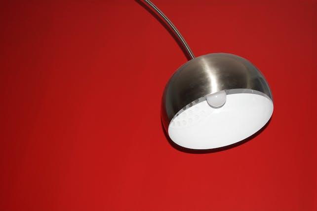 booglamp voor de woonkamer