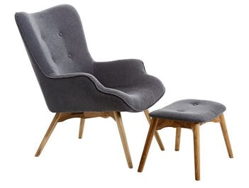 design fauteuil EJERSLEV