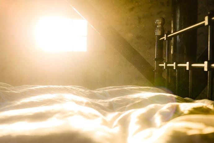 hoe werkt een wake-up light