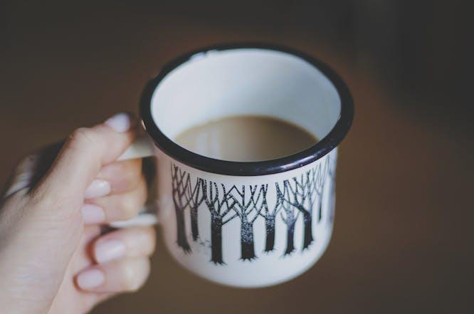 mooie koffiebekers