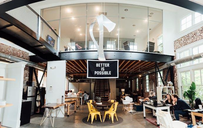 trendy kantoorinrichting checklist