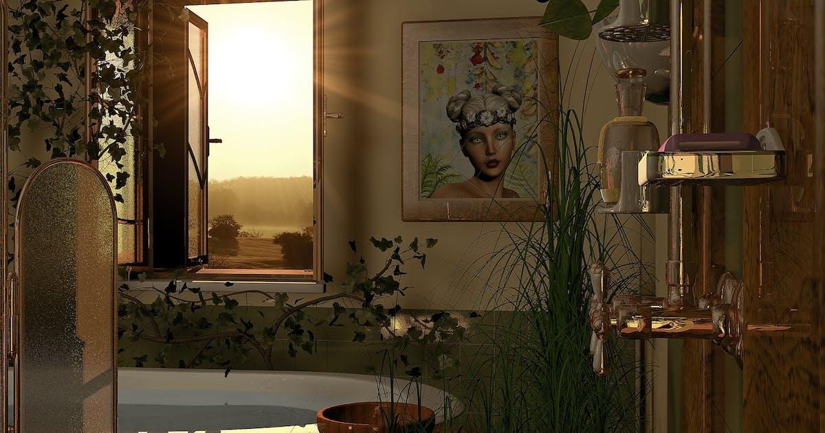 Welke planten kunnen in de badkamer staan? - Woonartikel.nl