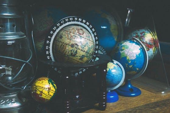 woonaccessoires wereldbol